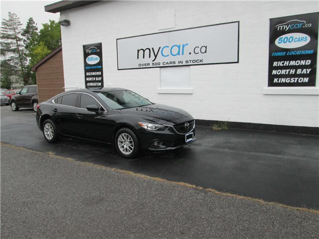 2015 Mazda MAZDA6 GT (Stk: 181502) in Richmond - Image 2 of 14
