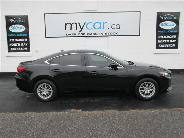 2015 Mazda MAZDA6 GT (Stk: 181502) in Richmond - Image 1 of 14