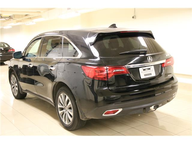 2016 Acura MDX Navigation Package (Stk: M11825A) in Toronto - Image 3 of 30