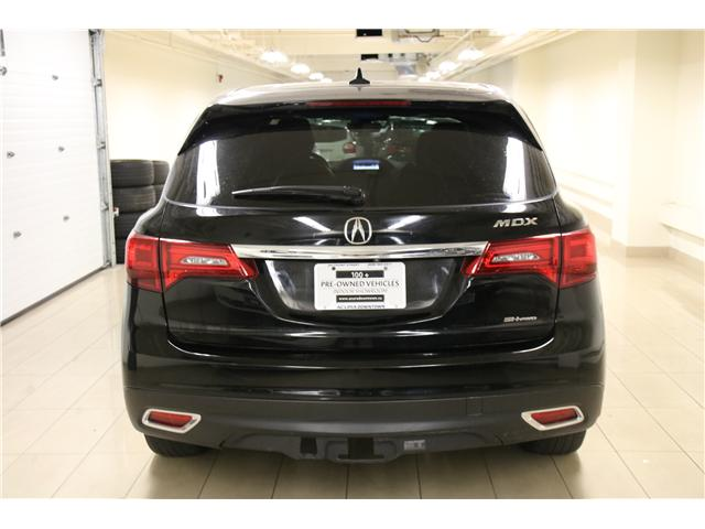 2016 Acura MDX Navigation Package (Stk: M11825A) in Toronto - Image 4 of 30