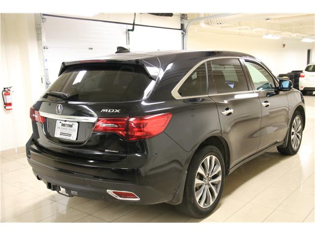 2016 Acura MDX Navigation Package (Stk: M11825A) in Toronto - Image 5 of 30