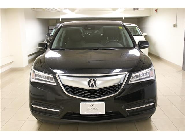 2016 Acura MDX Navigation Package (Stk: M11825A) in Toronto - Image 8 of 30