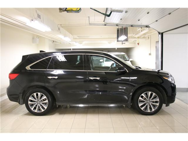 2016 Acura MDX Navigation Package (Stk: M11825A) in Toronto - Image 6 of 30