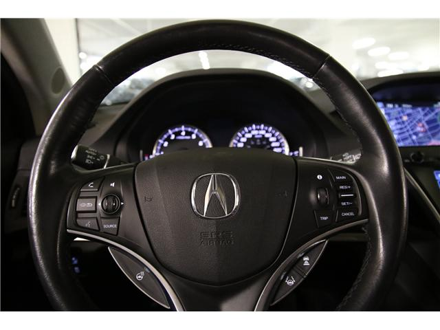 2016 Acura MDX Navigation Package (Stk: M11825A) in Toronto - Image 15 of 30