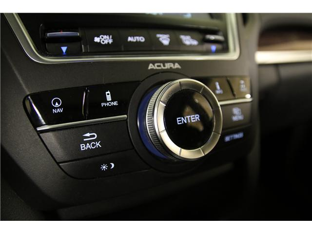 2016 Acura MDX Navigation Package (Stk: M11825A) in Toronto - Image 20 of 30