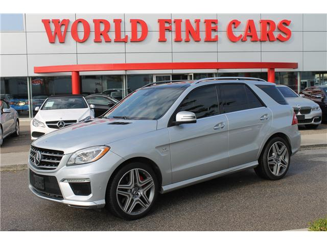 2013 Mercedes-Benz M-Class  (Stk: 16509) in Toronto - Image 1 of 25