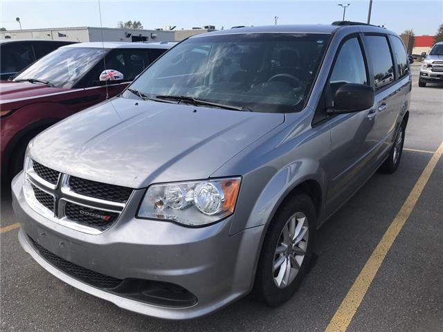 2016 Dodge Grand Caravan SE/SXT (Stk: GR135244) in Sarnia - Image 1 of 1