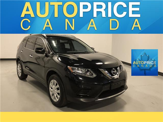 2015 Nissan Rogue S (Stk: F9866) in Mississauga - Image 1 of 26