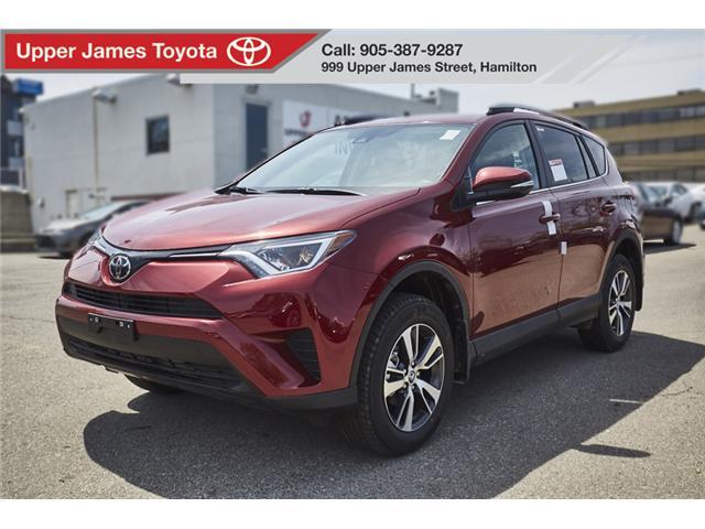 2018 Toyota RAV4 LE (Stk: 1801015) in Hamilton - Image 1 of 15