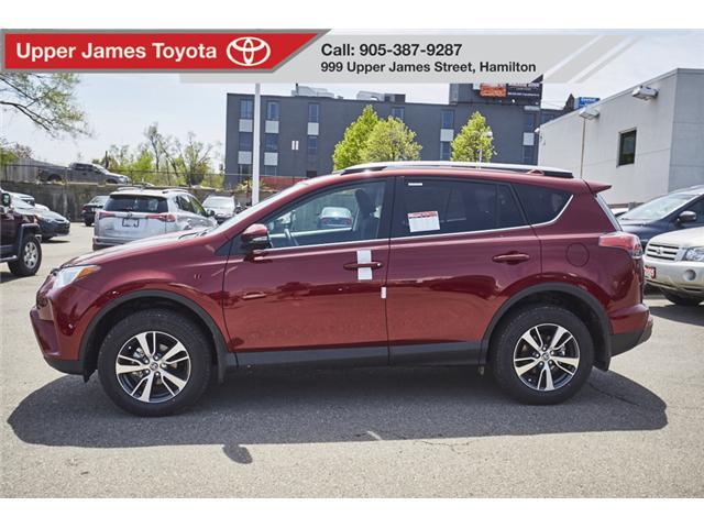 2018 Toyota RAV4 LE (Stk: 1801015) in Hamilton - Image 2 of 15