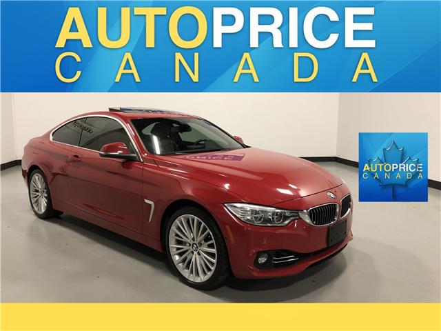 2014 BMW 435i xDrive (Stk: W9789) in Mississauga - Image 1 of 28