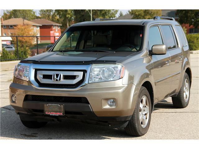 2010 Honda Pilot EX-L (Stk: 1809446) in Waterloo - Image 1 of 29
