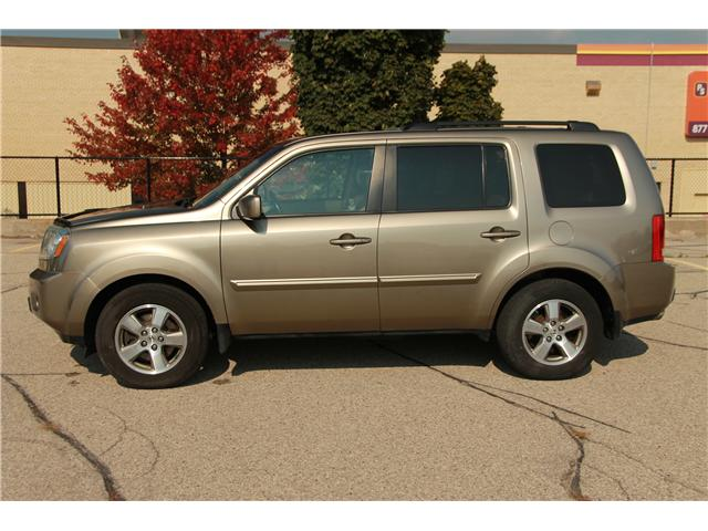 2010 Honda Pilot EX-L (Stk: 1809446) in Waterloo - Image 2 of 29