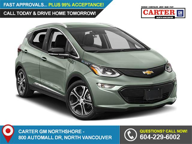 2019 Chevrolet Bolt EV Premier (Stk: 9B43280) in Vancouver - Image 1 of 1