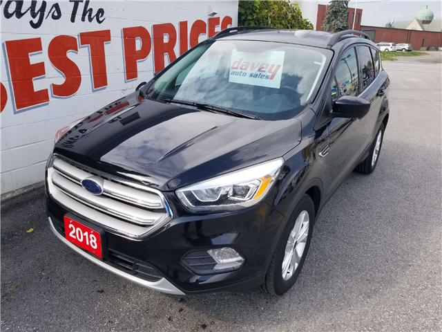 2018 Ford Escape SEL (Stk: 18-614) in Oshawa - Image 1 of 17