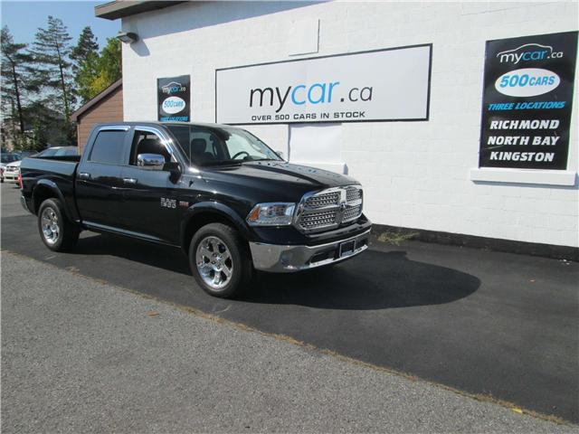 2016 RAM 1500 Laramie (Stk: 181476) in Richmond - Image 2 of 12