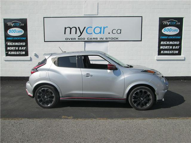 2015 Nissan Juke Nismo (Stk: 181522) in Richmond - Image 1 of 13
