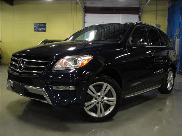 2013 Mercedes-Benz M-Class Base (Stk: C5395) in North York - Image 1 of 25