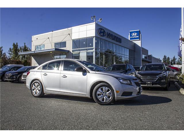 2012 Chevrolet Cruze LS (Stk: JT814176A) in Abbotsford - Image 2 of 21