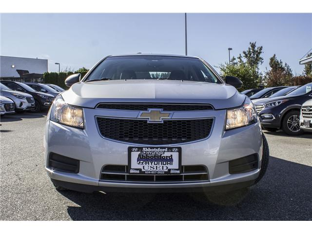 2012 Chevrolet Cruze LS (Stk: JT814176A) in Abbotsford - Image 3 of 21