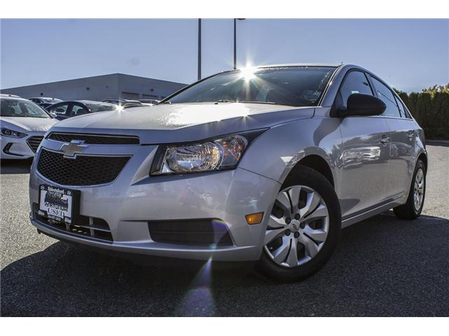 2012 Chevrolet Cruze LS (Stk: JT814176A) in Abbotsford - Image 4 of 21