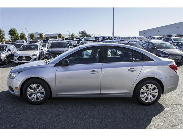 2012 Chevrolet Cruze LS (Stk: JT814176A) in Abbotsford - Image 6 of 21