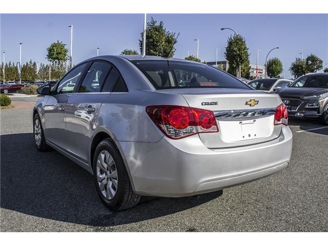 2012 Chevrolet Cruze LS (Stk: JT814176A) in Abbotsford - Image 7 of 21