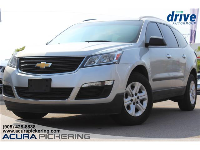 2015 Chevrolet Traverse LS (Stk: AT160A) in Pickering - Image 1 of 25