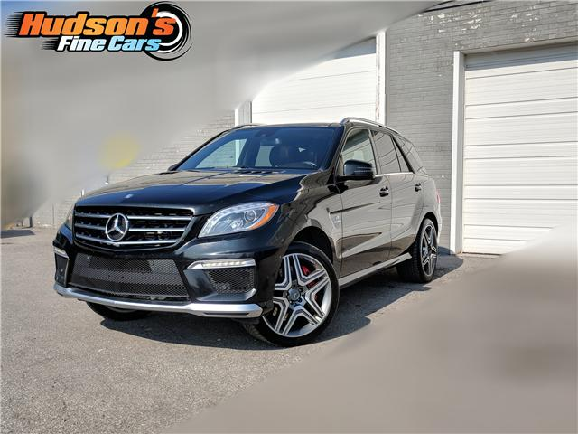 2013 Mercedes-Benz M-Class  (Stk: 03363) in Toronto - Image 1 of 29