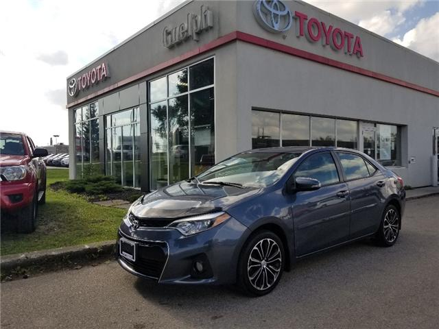 2015 Toyota Corolla S (Stk: U01033) in Guelph - Image 1 of 19