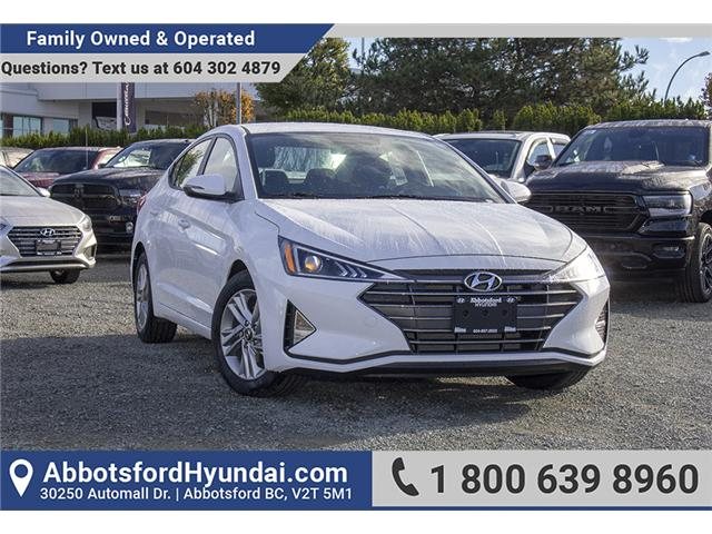 2019 Hyundai Elantra  (Stk: KE756151) in Abbotsford - Image 1 of 27