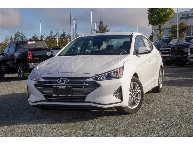 2019 Hyundai Elantra  (Stk: KE756151) in Abbotsford - Image 2 of 27