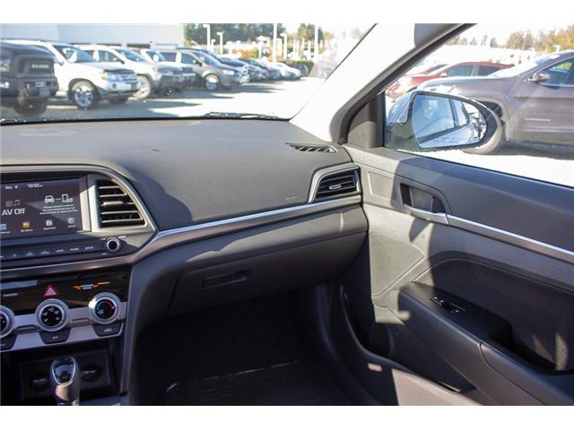 2019 Hyundai Elantra Preferred (Stk: KE756148) in Abbotsford - Image 14 of 27