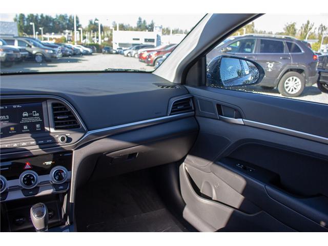 2019 Hyundai Elantra Preferred (Stk: KE767230) in Abbotsford - Image 14 of 25