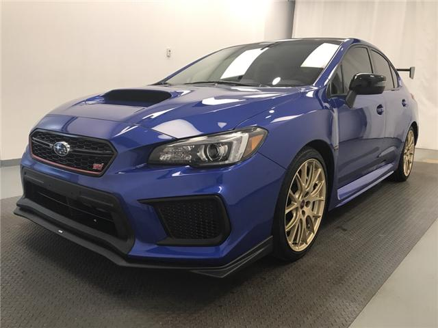 2018 Subaru WRX STI Type RA (Stk: 198467) in Lethbridge - Image 1 of 30
