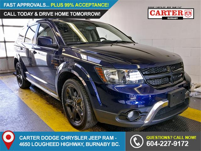 2018 Dodge Journey Crossroad (Stk: X-5988-0) in Burnaby - Image 1 of 22