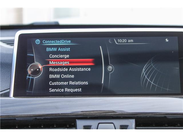 2017 BMW X1 xDrive28i (Stk: 17- F71241) in Mississauga - Image 20 of 30