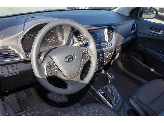 2019 Hyundai Accent Preferred (Stk: KA041826) in Abbotsford - Image 13 of 29