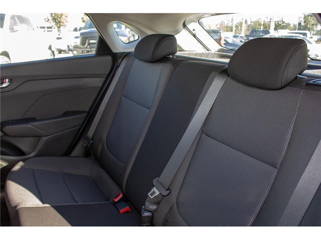 2019 Hyundai Accent Preferred (Stk: KA041826) in Abbotsford - Image 14 of 29