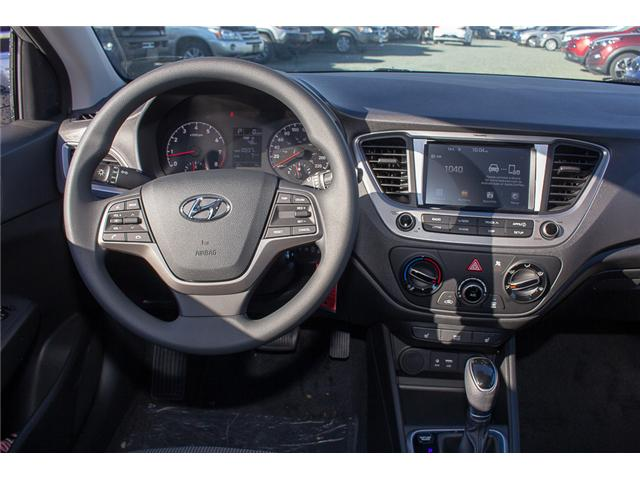 2019 Hyundai Accent Preferred (Stk: KA041826) in Abbotsford - Image 15 of 29
