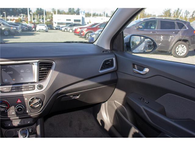 2019 Hyundai Accent Preferred (Stk: KA041826) in Abbotsford - Image 16 of 29