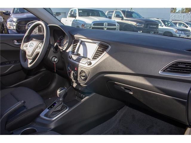 2019 Hyundai Accent Preferred (Stk: KA041826) in Abbotsford - Image 19 of 29