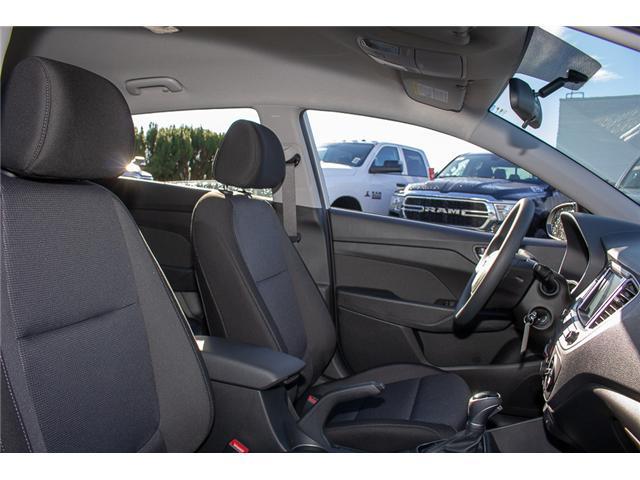 2019 Hyundai Accent Preferred (Stk: KA041826) in Abbotsford - Image 20 of 29