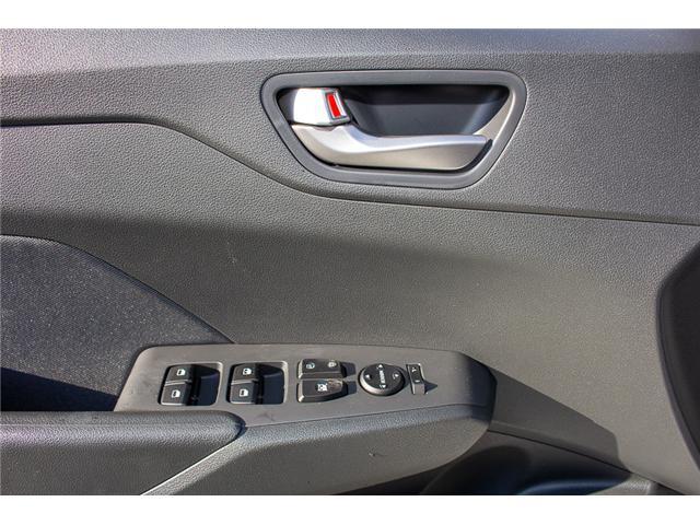 2019 Hyundai Accent Preferred (Stk: KA041826) in Abbotsford - Image 21 of 29