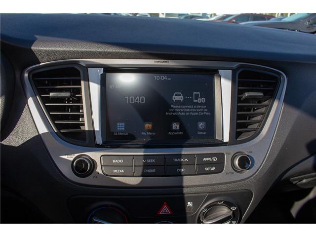 2019 Hyundai Accent Preferred (Stk: KA041826) in Abbotsford - Image 24 of 29