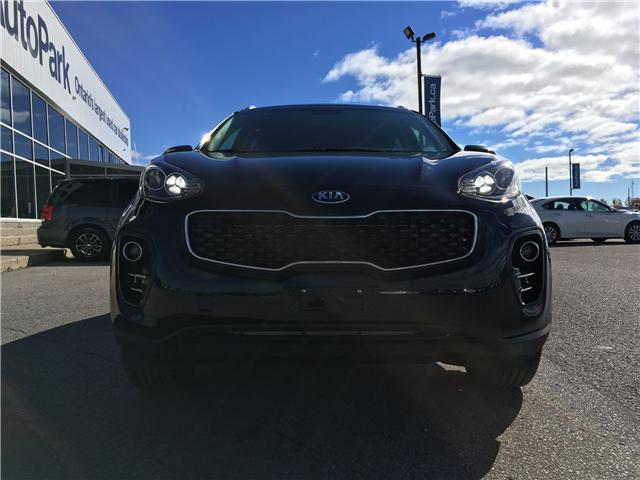 2017 Kia Sportage EX (Stk: 17-92586RJB) in Barrie - Image 2 of 28