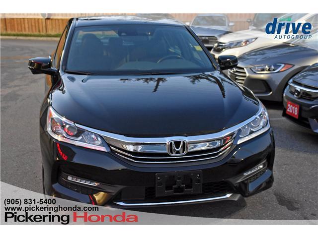 2017 Honda Accord Sport (Stk: P4422) in Pickering - Image 2 of 24