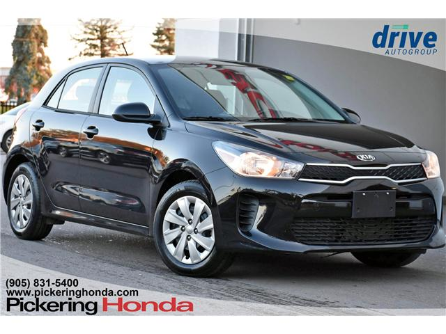 2018 Kia Rio5 LX+ (Stk: PR1074) in Pickering - Image 1 of 24