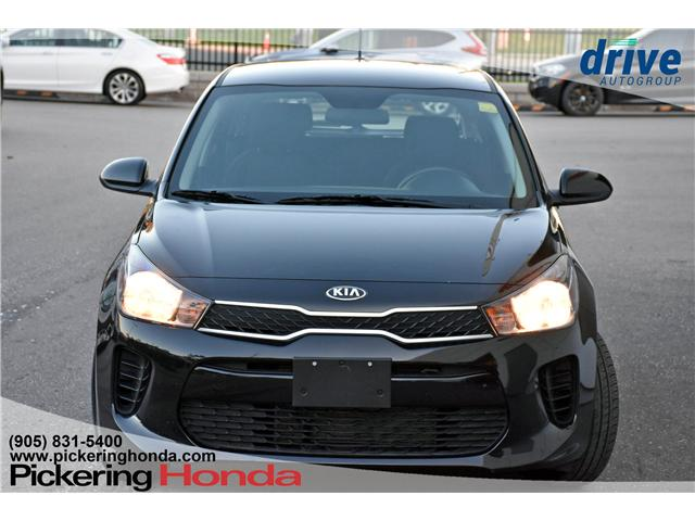 2018 Kia Rio5 LX+ (Stk: PR1074) in Pickering - Image 2 of 24
