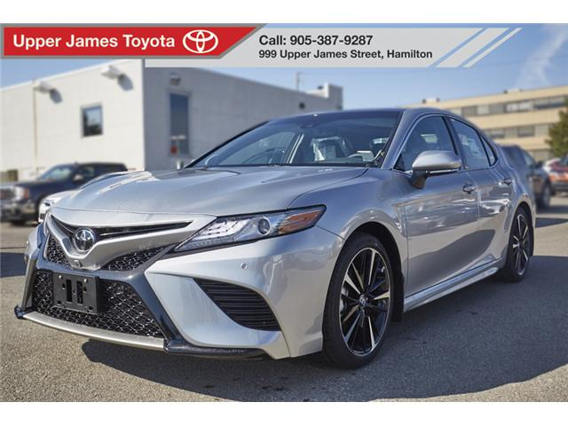 2019 Toyota Camry SE (Stk: 190129) in Hamilton - Image 1 of 14
